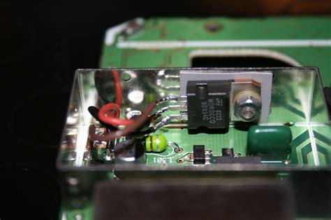 icom  backlight repair izegm aurelio