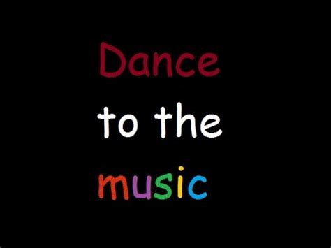 dance to the music sly the family stone dance to the music youtube