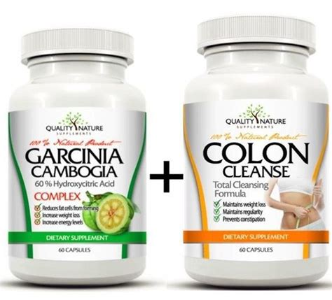 Asian Garcinia And Colon Detox by Details About 100 Garcinia Cambogia Colon Cleanse