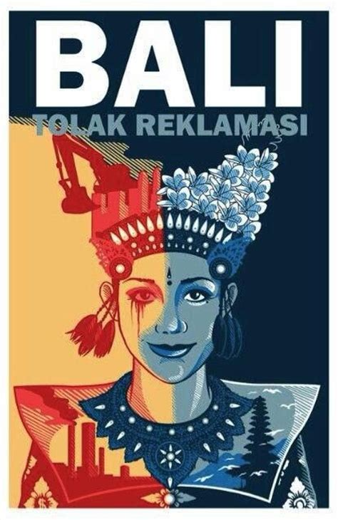 bali tolak reklamasi bali tolak reklamasi support sustainable tourism and