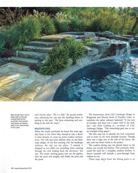Landscape Architect Union County Nj Design Nj Clc Landscape Design