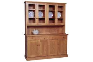 new traditions buffet and hutch