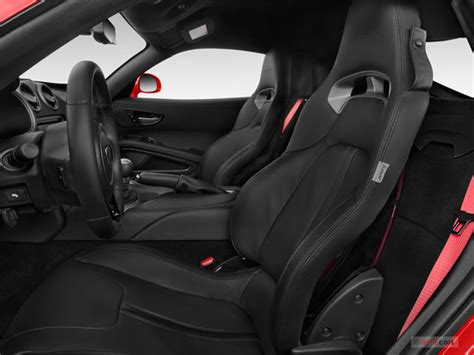 dodge viper 2017 interior dodge viper prices reviews and pictures u s news