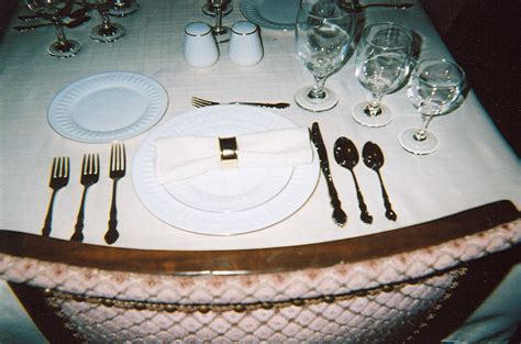 dining room place settings dining room photo gallery