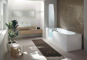 tub shower combination on walk in bathtub