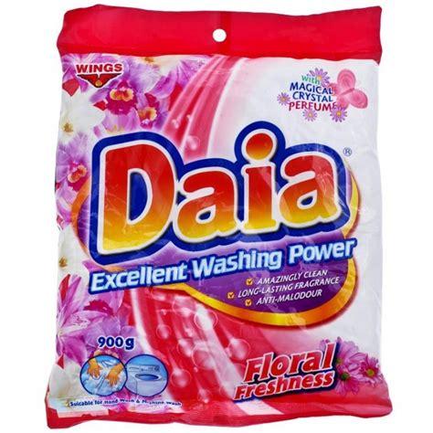 Daia Sabun daia washing powder serbuk cuci daia 900gm