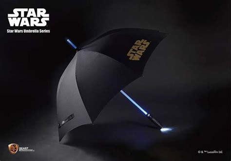 wars light up wars light up lightsaber umbrella gadgetsin