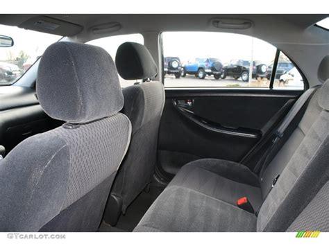 Toyota Corolla 2007 Interior by Charcoal Interior 2007 Toyota Corolla S Photo 41378400 Gtcarlot