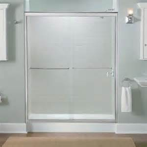 Shower Stall Doors Replacement Choosing The Right Shower Door At The Home Depot