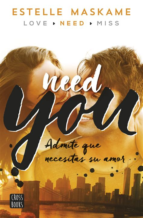 libro you 3 miss you you 2 need you planeta de libros