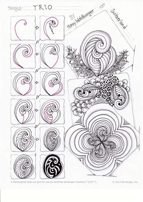 zentangle pattern cruze 21 best zentangle inspirations images on pinterest