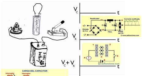 capacitor no carga capacitor no carga 28 images eletr 212 nica do papai noel filtro capacitivo carga de un