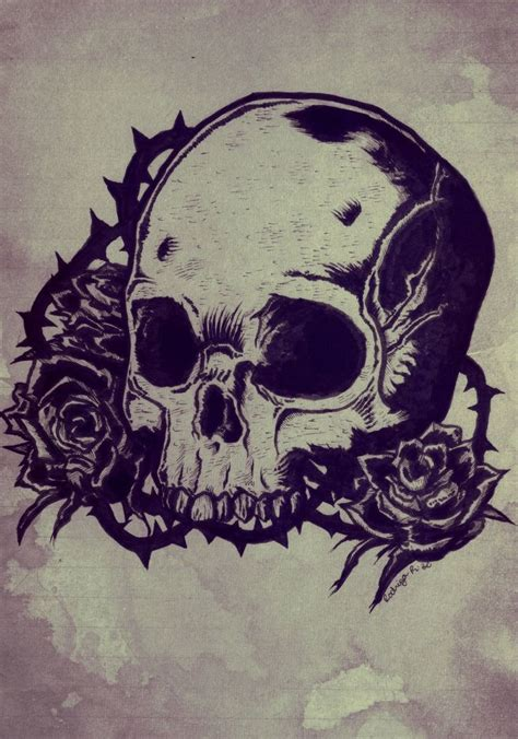 best 20 skull roses tattoo ideas on pinterest skull best 20 skulls and roses ideas on pinterest skull art
