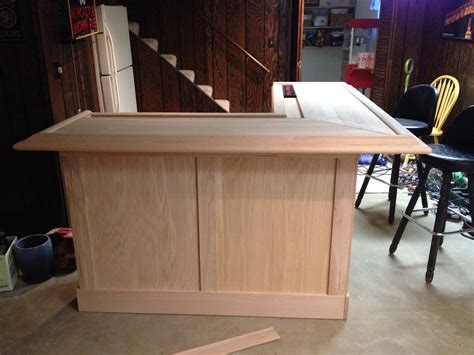 John everson dark arts 187 blog archive 187 diy how to build your own oak home bar
