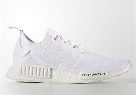 Diskon Adidas Nmd R1 Pk Japan Black White Premium Original Sepatu Ker adidas nmd r1 primeknit bz0221 sneakernews