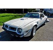High Output 1975 Pontiac Trans Am 455 HO
