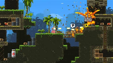 broforce full version free online broforce pc preview brutal gamer