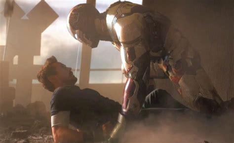 iron man spoiler details revealed armor arsenal