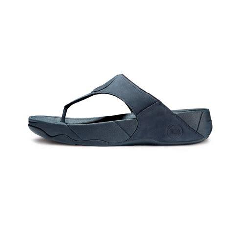 Fitflop Nubuck 1 fitflop walkstar iii supernavy nubuck sandal fitflop from crichton shoes uk
