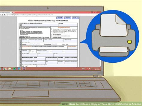 Arizona Office Of Vital Records Birth Certificate How To Obtain A Copy Of Your Birth Certificate In Arizona
