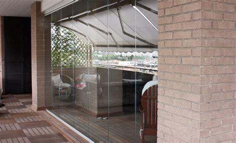 verande per terrazzi verande in vetro per terrazzi cheap le verande in vetro