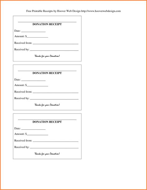 salvation army donation receipt template 8 salvation army receipt pdf restaurant receipt
