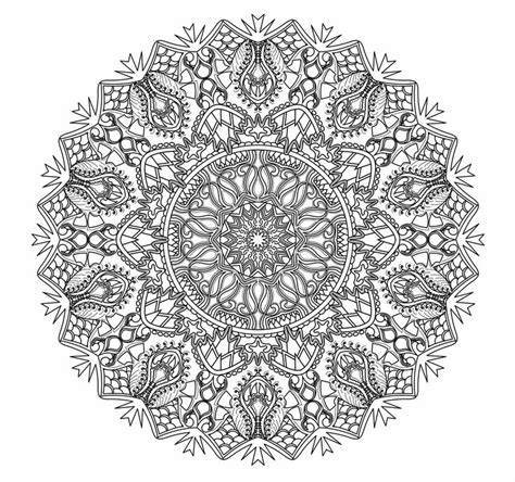 coloring castle mandala pages mandalas to color intricate mandala coloring pages