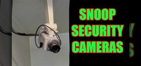 how to hack security cameras using search engines 171