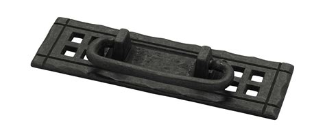 3 1 4 inch center to center cabinet pulls liberty hardware pn8005 sam a flat black mission 4 1 4