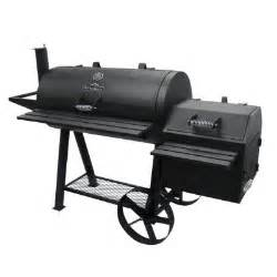 Backyard Classic Professional Charcoal Grill by Rivergrille Farmer S Charcoal Grill And Off Set Smoker