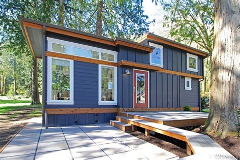 tiny house rentals wisconsin 399 sq ft salish cottage