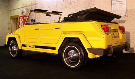 1974 volkswagen thing volkswagen thing 1974 cartype