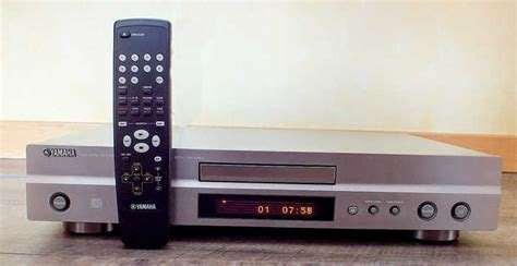 format dvd to play in cd player yamaha cdx 397mk2 image 786244 audiofanzine
