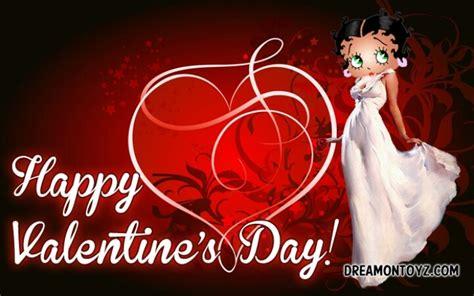 betty boop happy valentines day valentines day betty boop