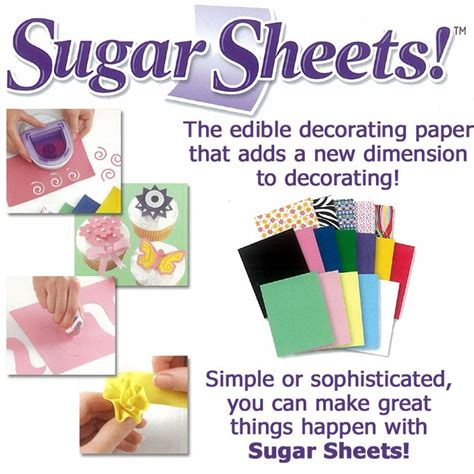 How To Make Sugar Sheets Edible Decorating Paper - 1000 images about milly s cake decorating on