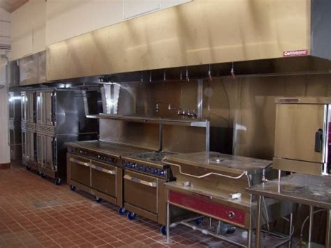 faq definition commercial kitchen cooking station versus