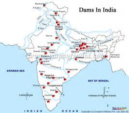 map of india s dams simcenter www wrsc org