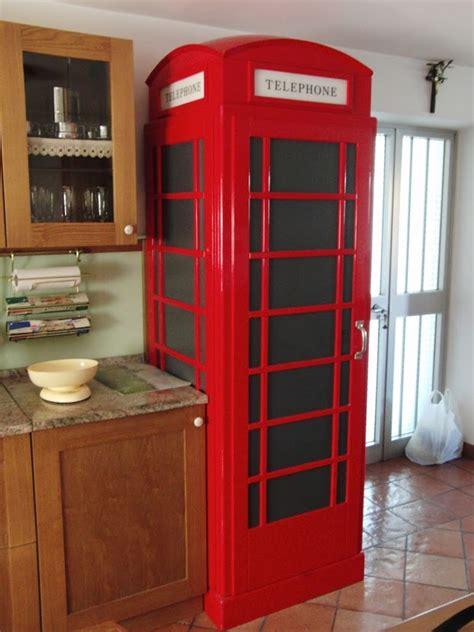 cabina armadio inglese armadio a forma di cabina telefonica dimensioni della