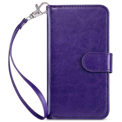 luxury magnetic wallet leather slim card pocket for apple iphone 7 7 plus ebay