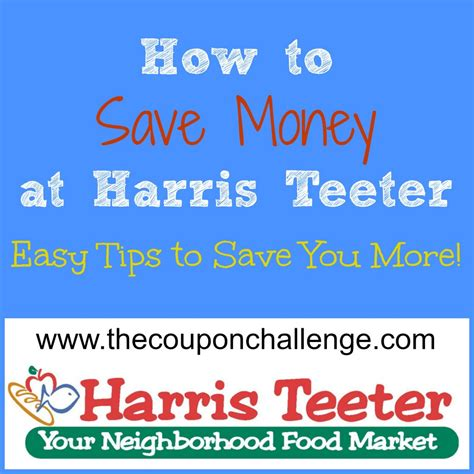 how to save money 177 tips to save money up to 4150 year books how to save money at harris teeter