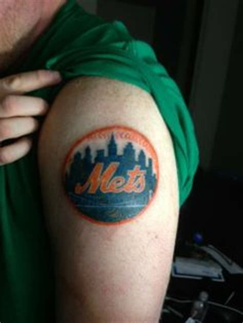 ny mets tattoo mets color tattoos by brooklyn ringo the number