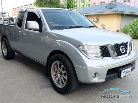 electric and cars manual 2008 nissan frontier navigation system nissan navara 2008 motors co th