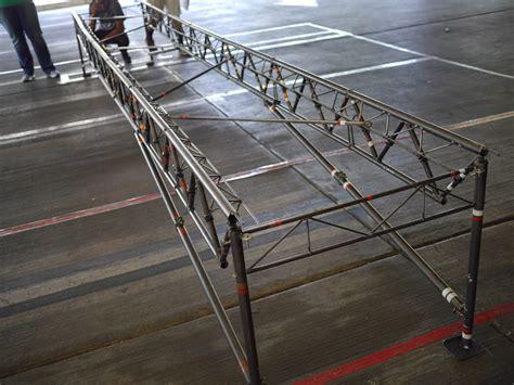 design competition of civil engineering pswc 2015 steel bridge usc asce