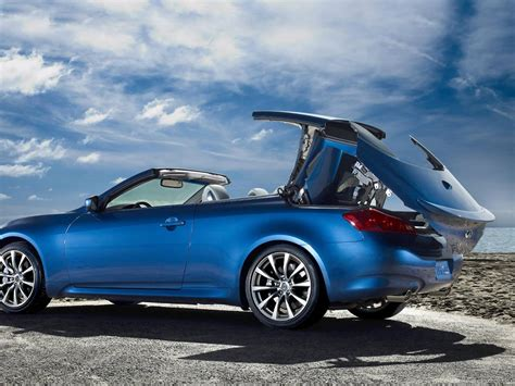 infiniti g37 convertible buying guide