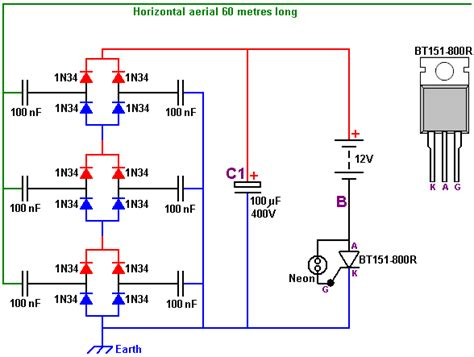 free energy capacitor charging chapter 7 power gathering from aerials