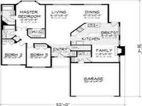 single story house plans without garage 3 small house bedroom 3 bedroom house floor plans with