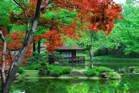 Fort Worth Japanese Gardens by Fort Worth Japanese Garden