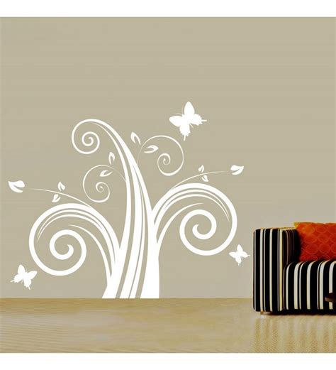 swirl wall stickers swirl with butterfly wall sticker decal by creative width other wall stickers home
