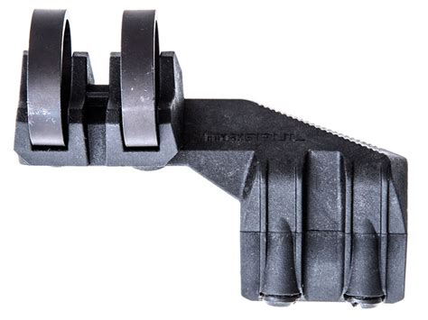Magpul Light Mount by Magpul Flashlight Mount Picatinny Rail Left Side Polymer Black