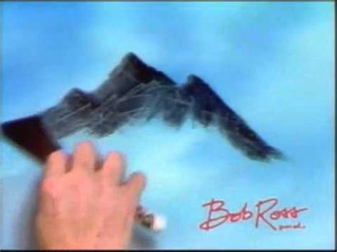 bob ross of painting dailymotion bob ross painting mountains flv
